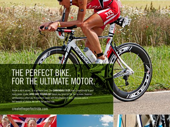 Cannondale Print Ad -  Slice