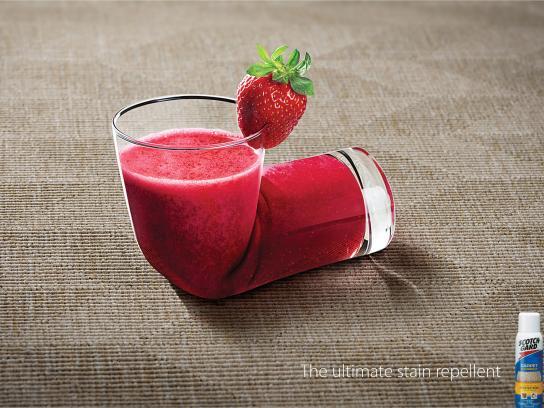 Scotchgard Print Ad -  Cocktail