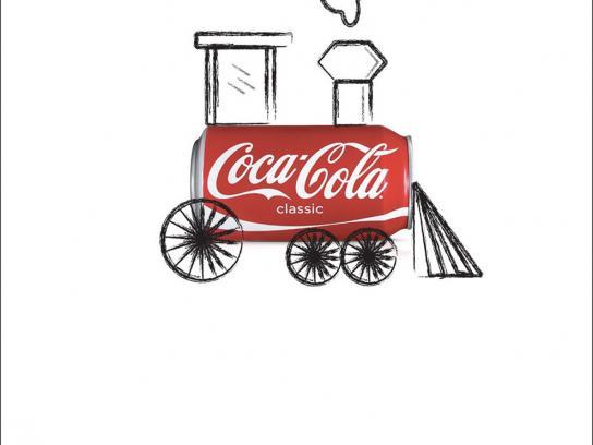Coca-Cola Print Ad -  Recycle, 1