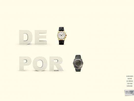 Sitesdecomprascoletivas.org Print Ad -  Watch