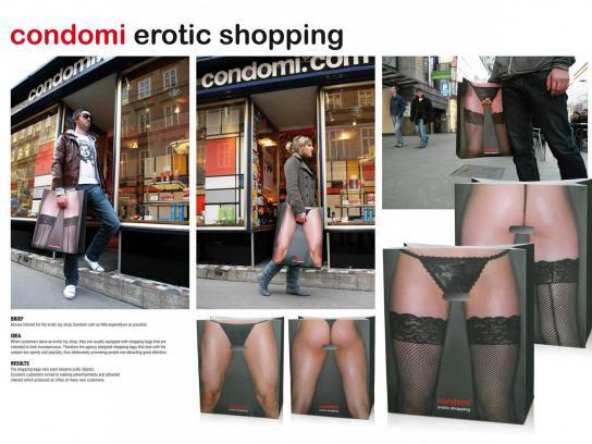 Condomi Direct Ad -  Bag