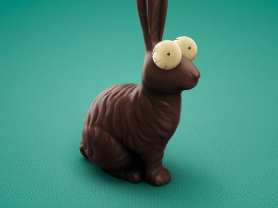 Zaini Print Ad -  Rabbit