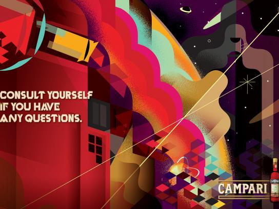 Campari Outdoor Ad -  Consult