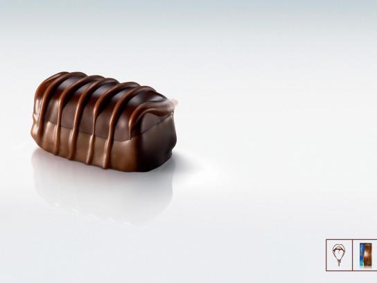 Control Print Ad -  Chocolate