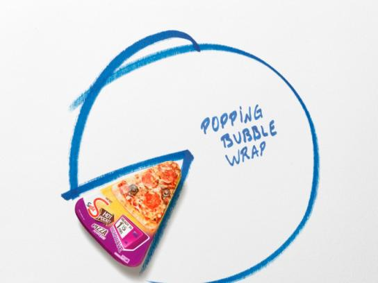 Sadia Print Ad -  Bubble Wrap