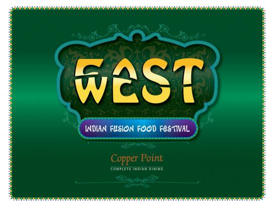 Copper Point Print Ad -  East West