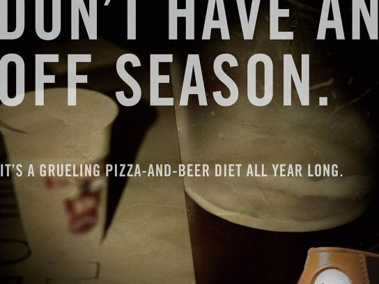Corporate Roll Print Ad -  Season