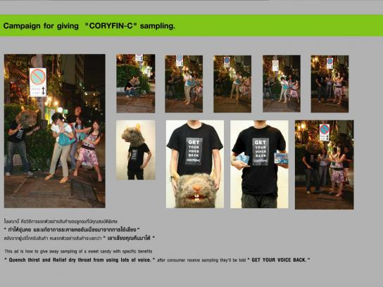 Coryfin-C Ambient Ad -  Rat