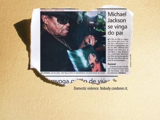 CRAMI Print Ad -  Michael