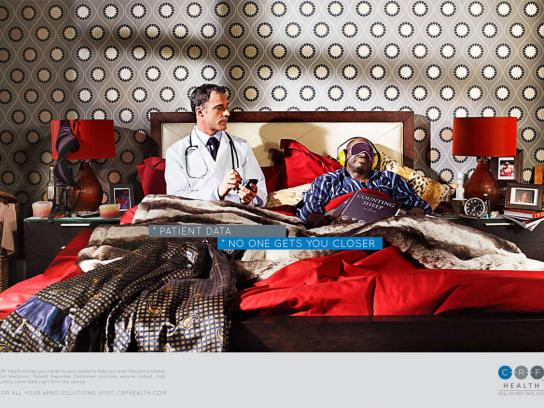 CRF Health Print Ad -  Patient, 3