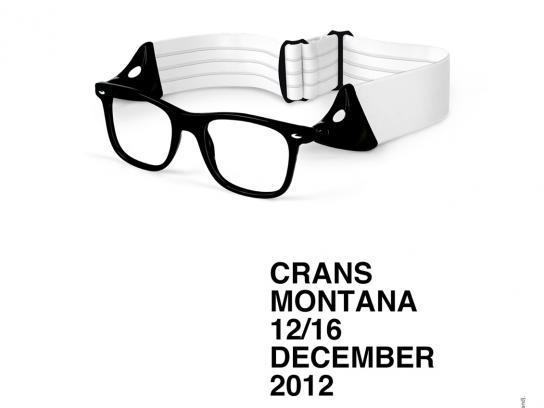 Cristal Festival Outdoor Ad -  Goggles