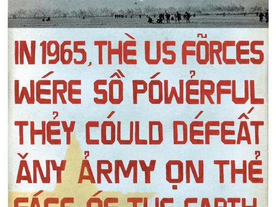 Cu Chi Museum Print Ad -  Army