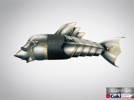 Cuki Print Ad -  Armours Cefalus