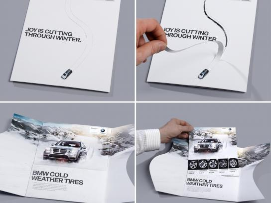 BMW Direct Ad -  Cut through
