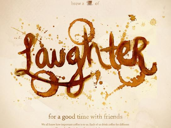 Keurig Print Ad -  Cup of the Day, Laughter