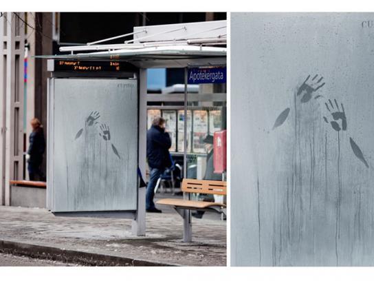 Cupido Outdoor Ad -  Steamy Winter, 3