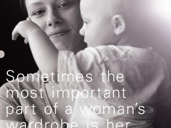 Christian Women's Job Corp Print Ad -  Bootstraps