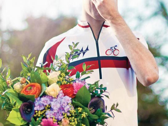 Otrivin Print Ad -  Cyclist