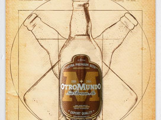 Otro Mundo Print Ad -  Da Vinci