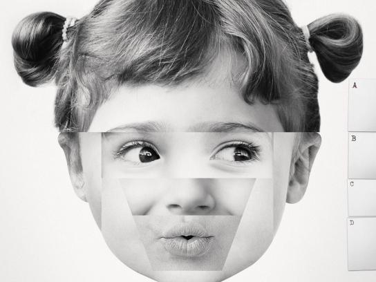 Danone Print Ad -  Kids, 1