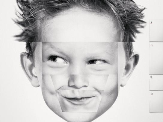 Danone Print Ad -  Kids, 2