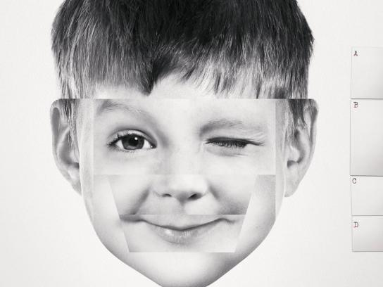 Danone Print Ad -  Kids, 3