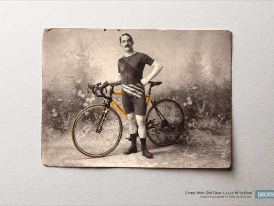 Decathlon Print Ad -  Bike