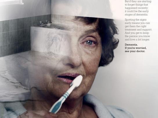 NHS Print Ad -  Bath