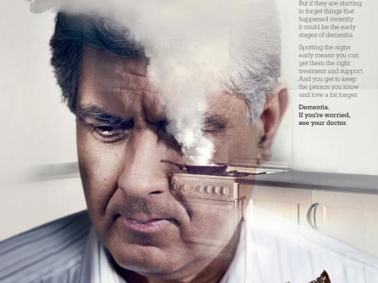 NHS Print Ad -  Smoke