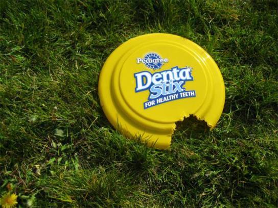 Pedigree Direct Ad -  Dentastix Frisbee