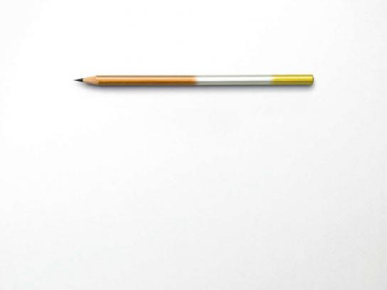 Dentsu America Print Ad -  Pencil