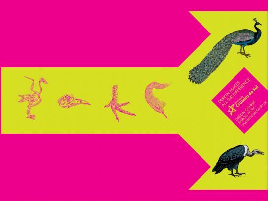 Cruzeiro do Sul University Print Ad -  Animals, 2