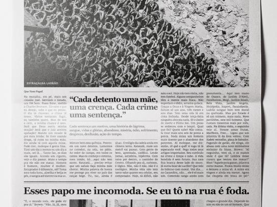 Rolling Stone Print Ad -  Jailbreak