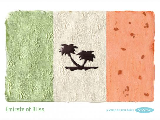 Dodoni Print Ad -  Emirate of Bliss