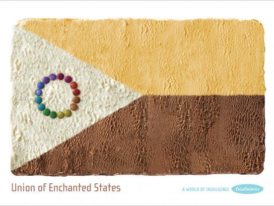 Dodoni Print Ad -  Union of Enchanted States