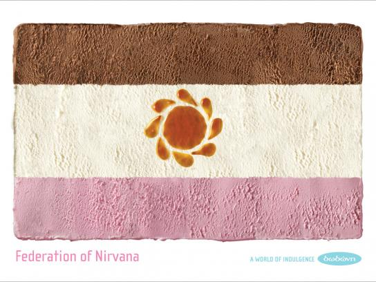 Dodoni Print Ad -  Federation of Nirvana