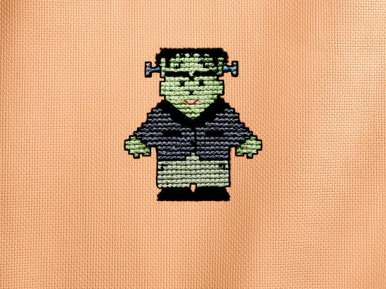 Döhler Print Ad -  Frankenstein