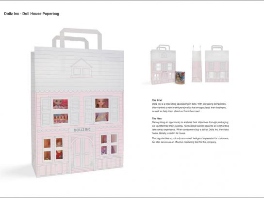 Dollz Ambient Ad -  House