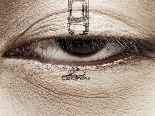 ThaiHealth Print Ad -  Bike