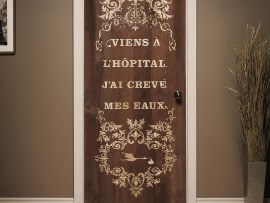 Canac Print Ad -  Door