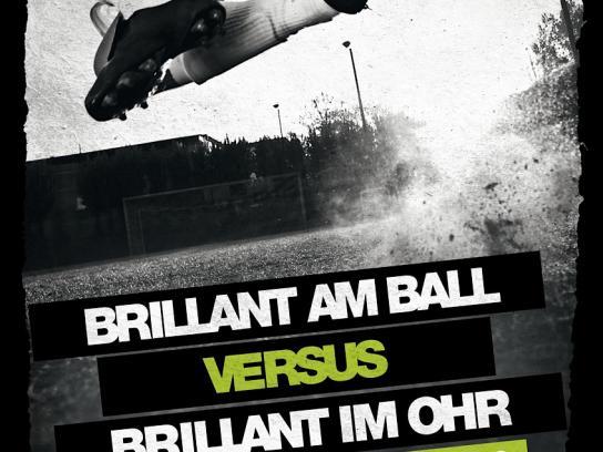 doyoufootball.de Print Ad -  Versus, 2