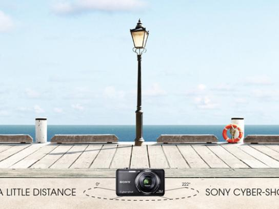 Sony Print Ad -  Dress