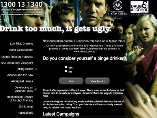 DASSA Digital Ad -  Ugly
