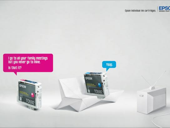 Epson Print Ad -  DTR