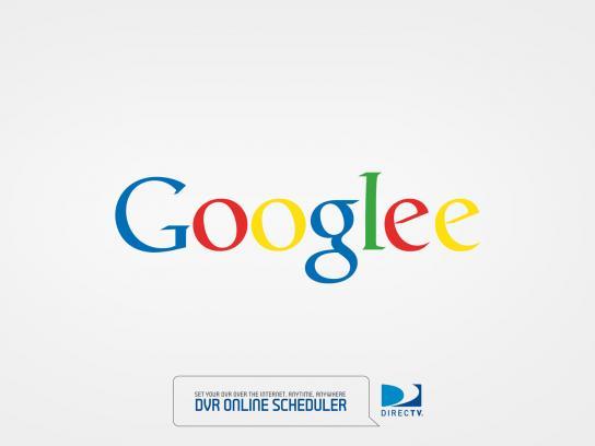 DIRECTV Print Ad -  Googlee