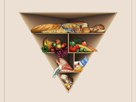 Dulcolax Print Ad -  Pyramid