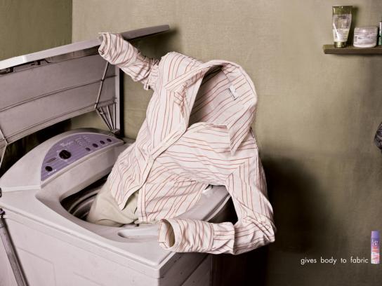 Easy On Print Ad -  Washing machine