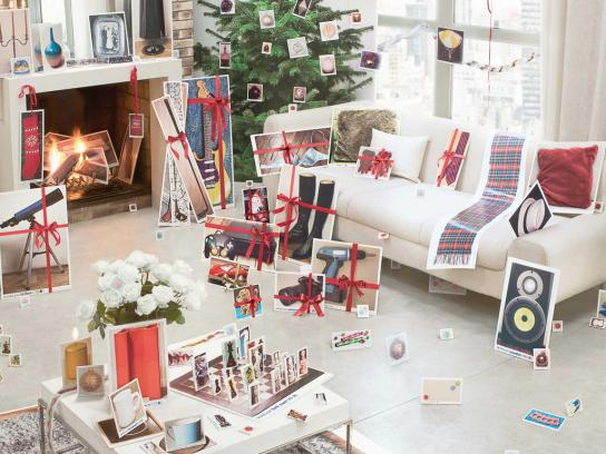 ebay Print Ad -  Christmas, 2