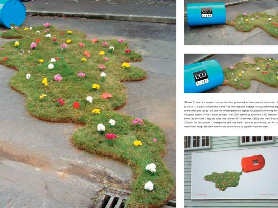 Ecostore Ambient Ad -  Street
