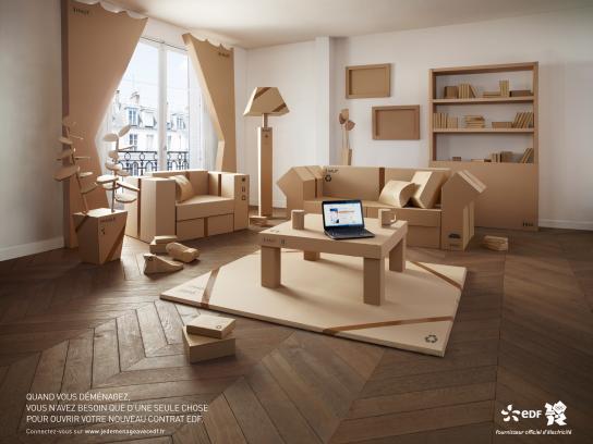 EDF Print Ad -  Moving
